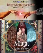 Realms of Power: Magic Metacreator Supplement for Ars Magica