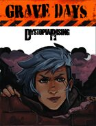 Grave Days - Dystopia Rising Graphic Novel