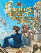 Chuubo's Marvelous Wish-Granting Engine: Quest Cards