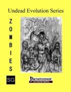 Undead Evolution Series Zombies