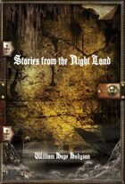 Stories from the Night Land