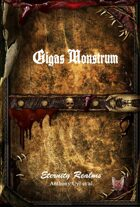 Gigas Monstrum Book 1