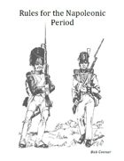 Rules for the Napoleonic Period