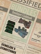 Urban Developer's Codebook [BUNDLE]