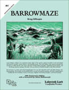 Barrowmaze Complete 10th Anniversary Special Edition