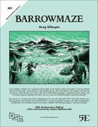 Barrowmaze Complete 5E 10th Anniversary Special Edition