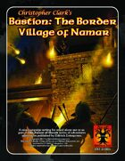 Bastion:the border Village of Namar