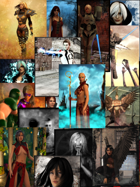 Stock Art (Sci-Fi/Horror/Fantasy)