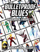 Bulletproof Blues Character Pack 002.03