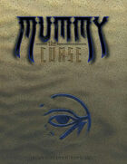 Mummy: The Curse Wallpaper
