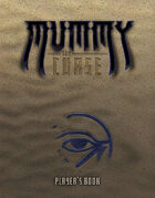 Mummy: The Curse Player's Book
