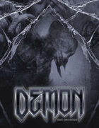 Demon: the Descent Storyteller's Screen