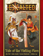 Exalted: Tale of the Visiting Flare