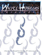 W20 White Howlers Tribebook