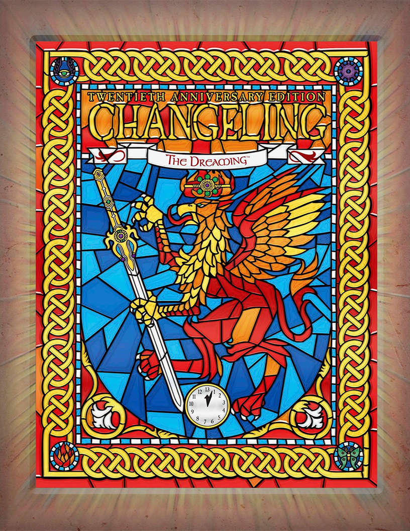 Changeling: The Dreaming 20th Anniversary Edition