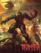 Trinity Continuum: Aeon Poster