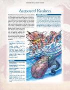 Hundred Devils Night Parade: Armored Kraken and Ghostfisher