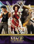 Mage: the Ascension 20th Anniversary Edition Storytellers Screen