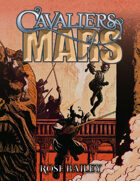 Cavaliers of Mars Core Rulebook