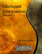 Ghelspad Companion - Volume 1