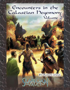 Encounters in the Calastian Hegemony Volume 2