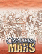 Cavaliers of Mars GM Screen