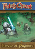 Fetch Quest - Heroes of Pugmire Booster