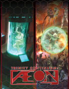 Trinity Continuum: Aeon Wallpaper