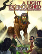A Light Extinguished (A Jumpstart for Scion Second Edition)