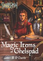 Magic Items of Ghelspad