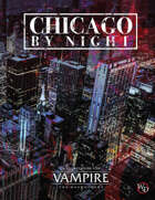 Chicago By Night (Vampire: the Masquerade 5th Edition)