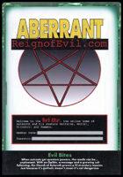 Aberrant: ReignofEvil.com