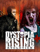 Dystopia Rising: Evolution Storyguide Screen and Reference