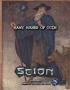 Many Names of Odin
