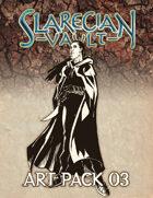 Slarecian Vault Classic Art Pack 03