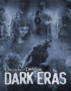 Chronicles of Darkness: Dark Eras Storyteller's Screen