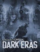 Chronicles of Darkness: Dark Eras Storyteller\'s Screen