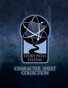 Storypath System Character Sheets