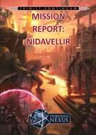 Mission Report: Nidavellir