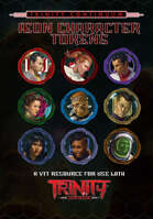 Trinity Continuum: Aeon VTT Tokens