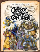 Peoples of the Crossroads Continent