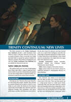 Trinity Continuum: New Lives