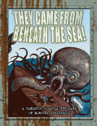 #OPPCon2021 They Came From Beneath the Sea! [BUNDLE]