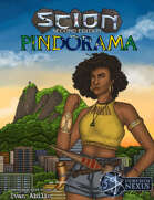 Pindorama: the Brazilian Setting for Scion