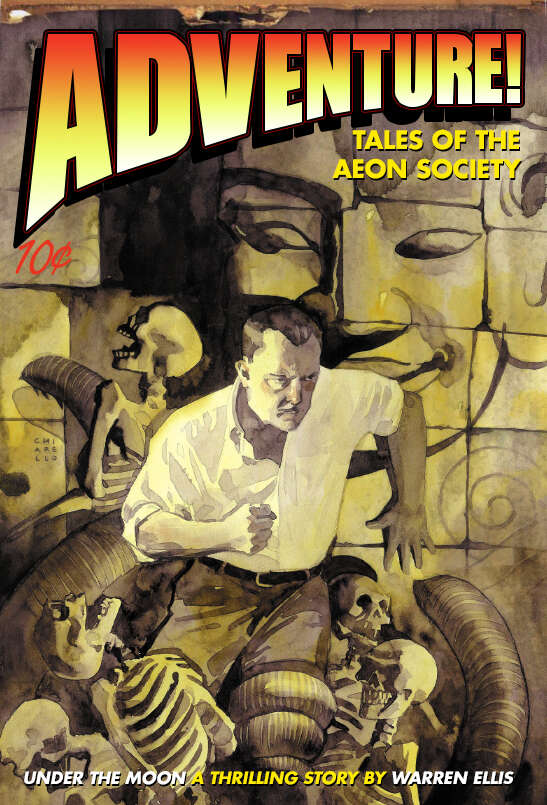 Adventure! Tales of the Aeon Society Rulebook