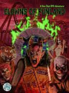 Clowns of Funland: A One-Shot Horror Adventure