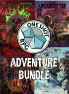 One Shot RPG - Four in One Bundle [BUNDLE]