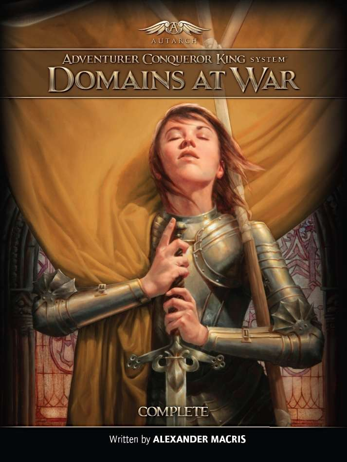 ACKS Domains at War: The Complete Set
