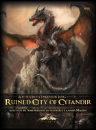 Ruined City of Cyfandir