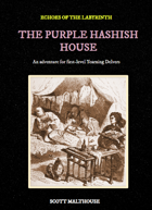 The Purple Hashish House